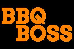 BBQ Boss Logo Orange